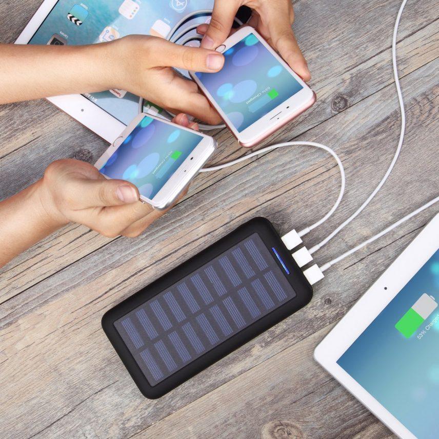 el mejor cargador solar calidad-precio