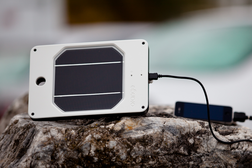 cargador de energia solar casero