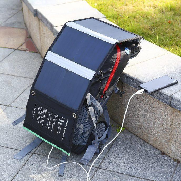 Migleva cargador solar