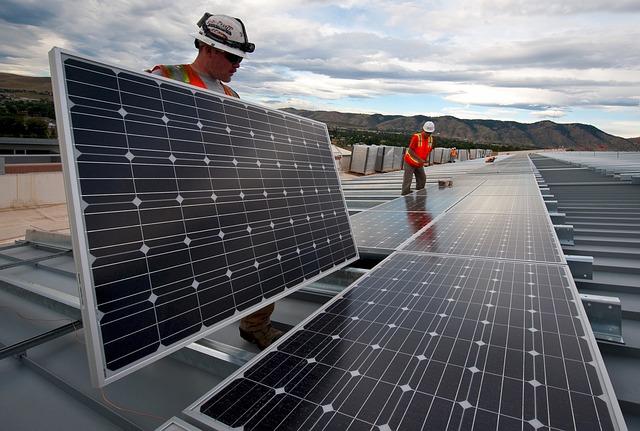 solarworld panel solar