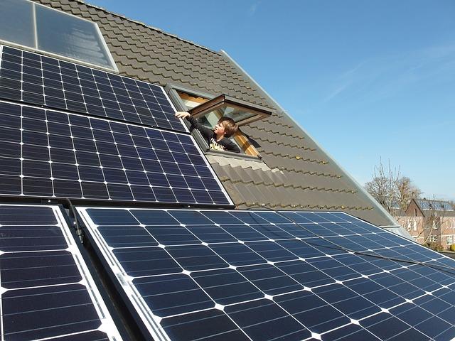 q es un panel solar