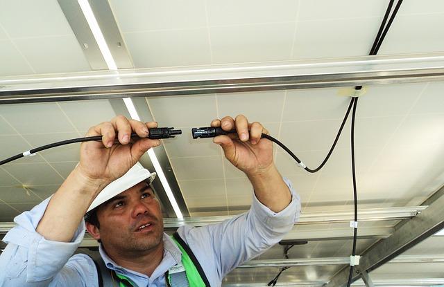 instalacion de celdas solares